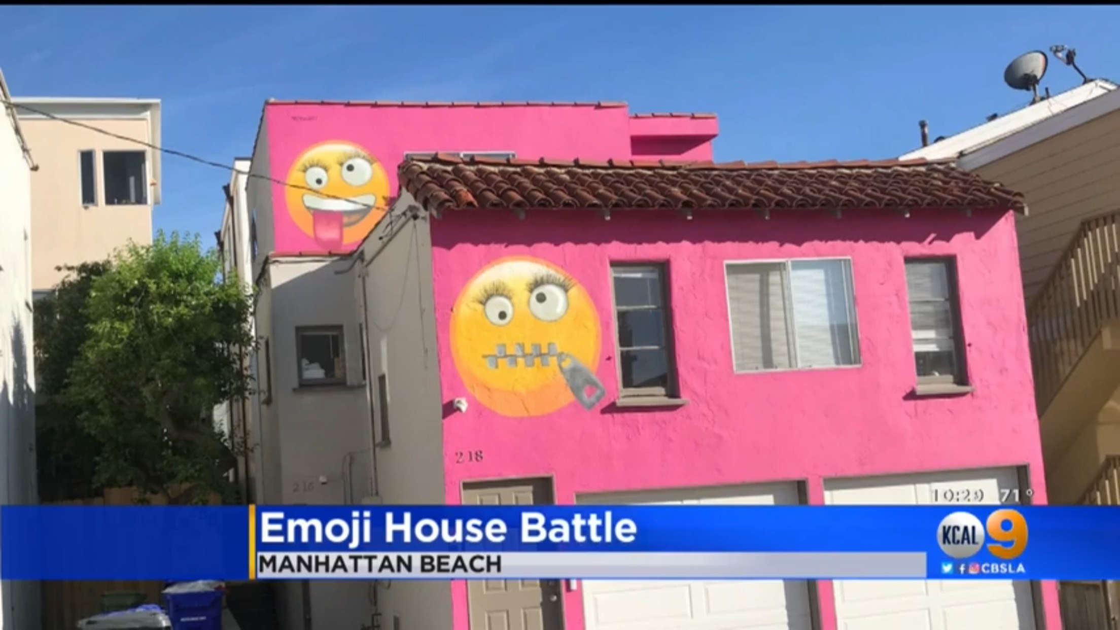 Emoji House Battle