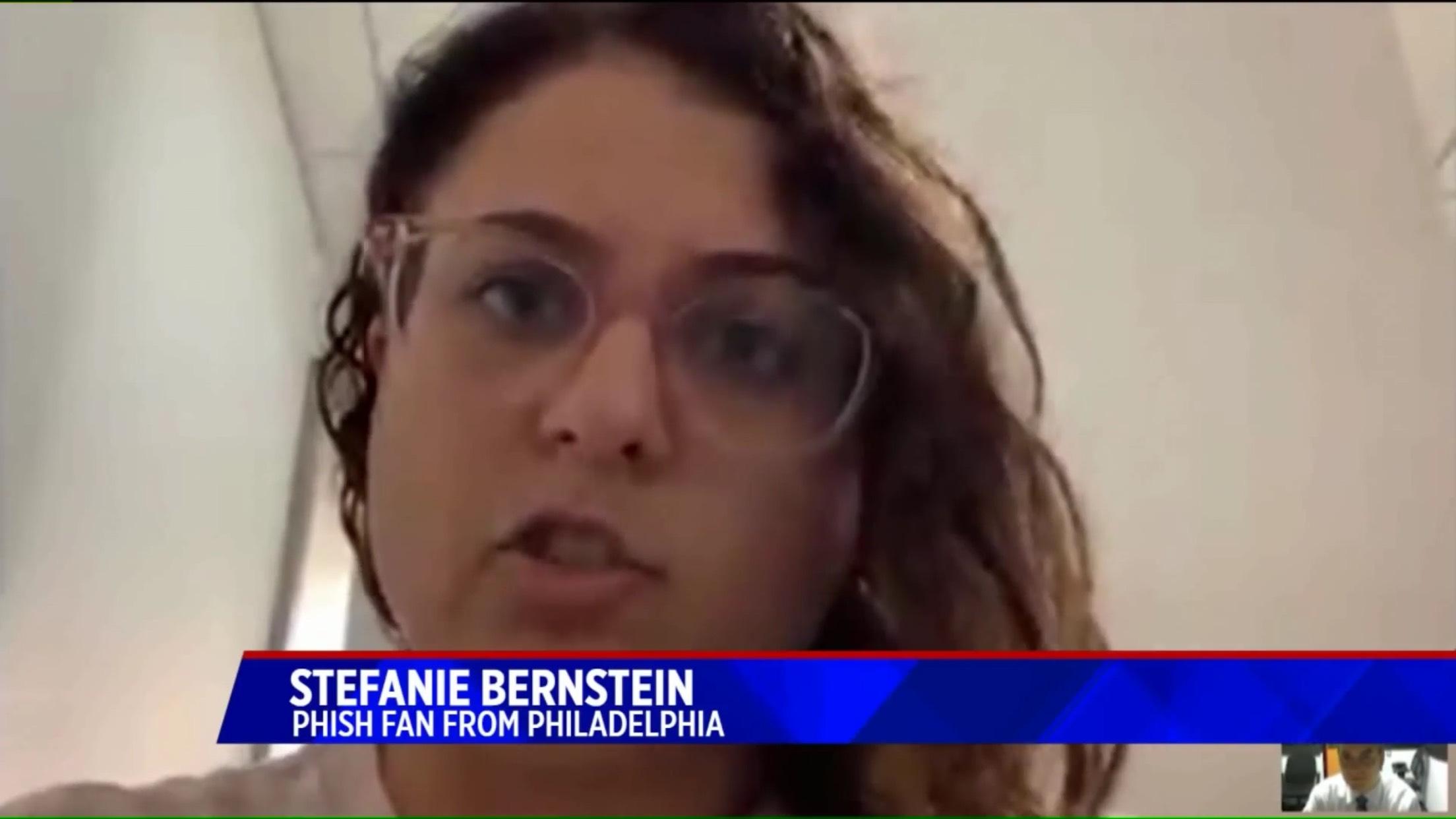 Stefanie Bernstein: Phish Fan From Philadelphia