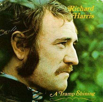 "Richard Harris: ""A Tramp Shining"" cover"