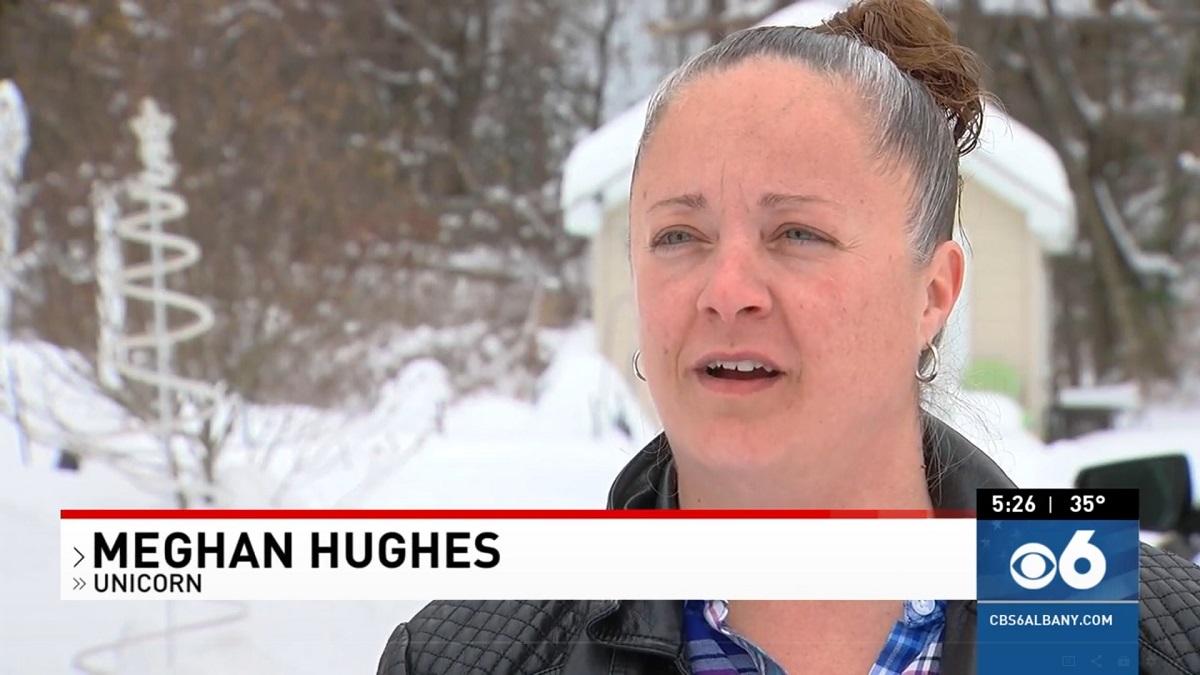 Meghan Hughes: Unicorn