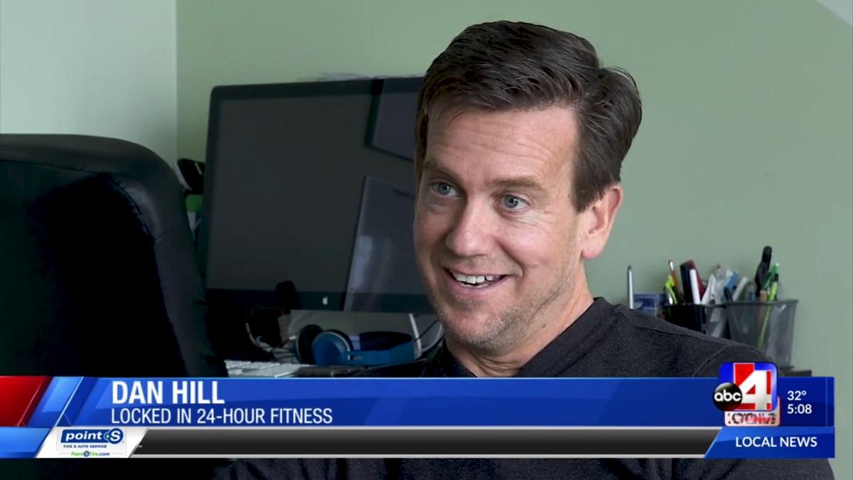 Dan Hill: Locked In 24-Hour Fitness