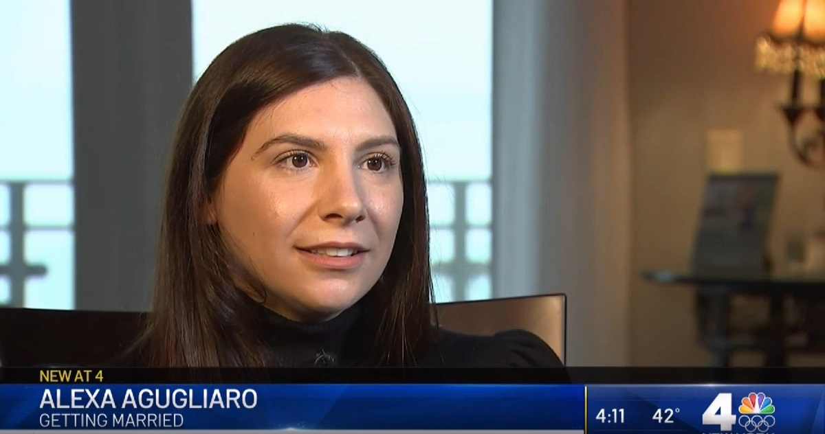 Alexa Agugliaro: Getting Married