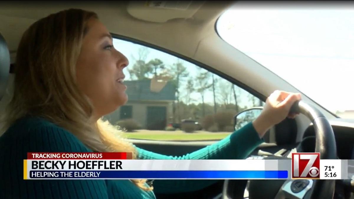Becky Hoeffler: Helping The Elderly