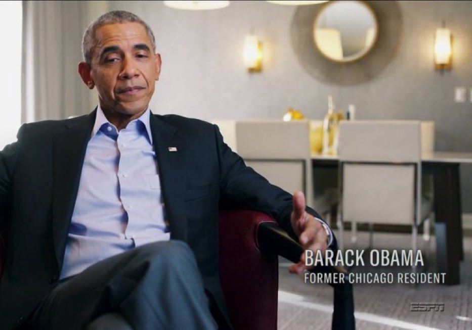 Barack Obama: Former Chicago Resident