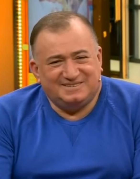 Shavarsh Karapetyan in 2014. (Sealle via Wikicommons/Creative Commons https://commons.wikimedia.org/wiki/File:Shavarsh_Karapetyan_2014.jpg)