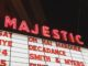 "Majestic Theatre marquee: ""Oh hai marquee"""