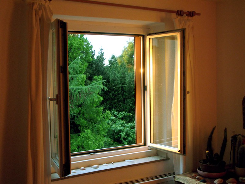 Open window (photo by glasseyes view via Flickr/Creative Commons https://flic.kr/p/LhHyk)