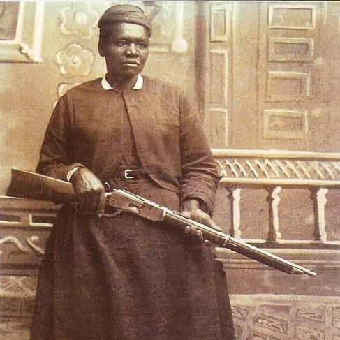 Mary Fields, circa 1895. (photo via Wikicommons https://en.wikipedia.org/wiki/Mary_Fields#/media/File:Mary_Fields.jpg)