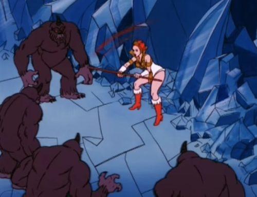 He-Mansplaining: Teela's Quest (Season 1, Episode 2)