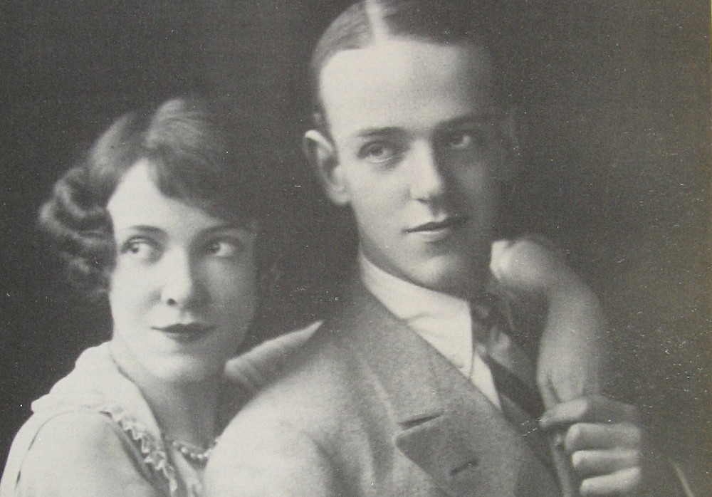 Publicity photo of Adele and Fred Astaire. (Photo via Wikicommons https://commons.wikimedia.org/wiki/File:Fred_and_Adele_Astaire_in_1919.jpg)
