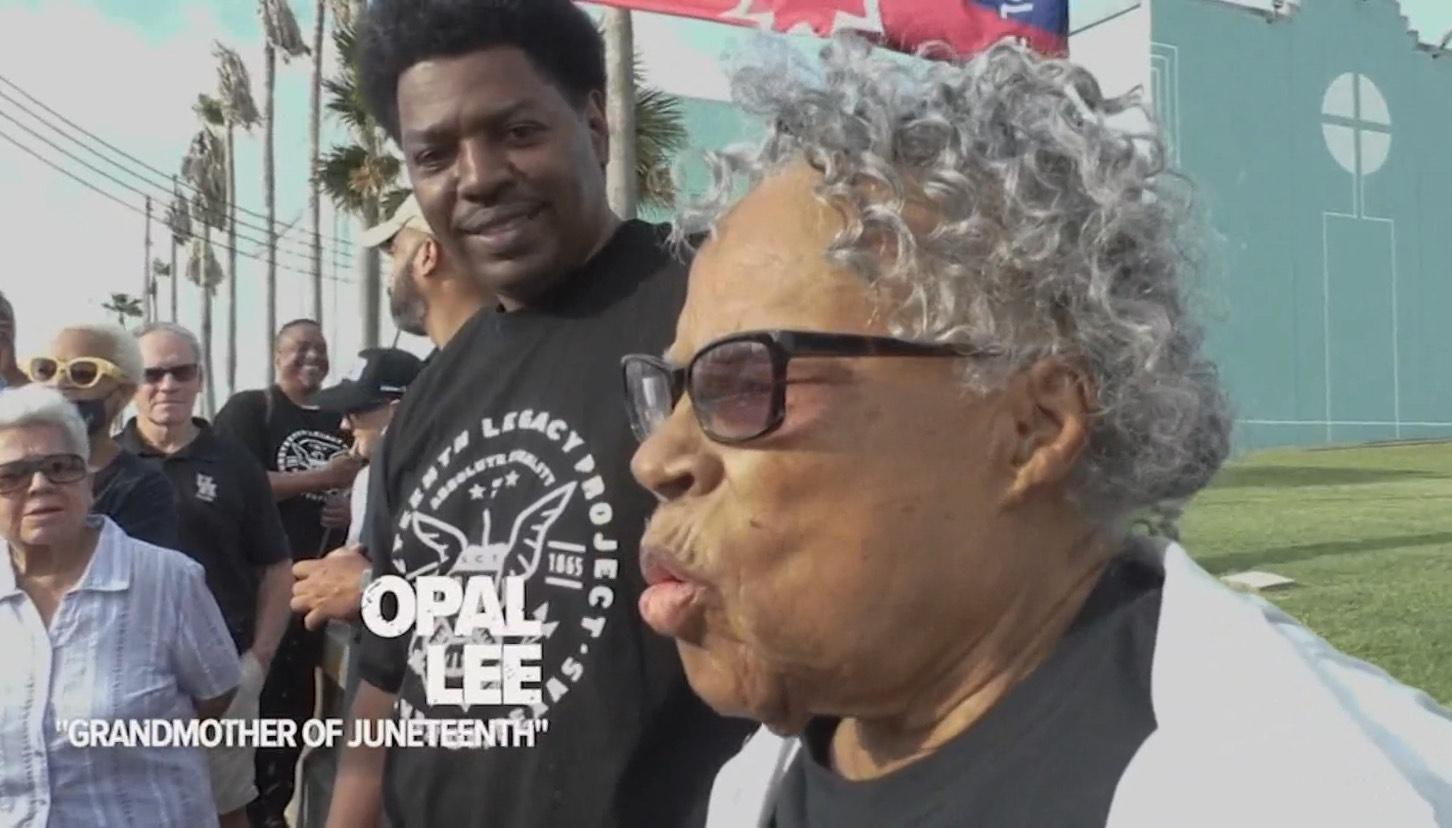 Opal Lee: Grandmother of Juneteenth