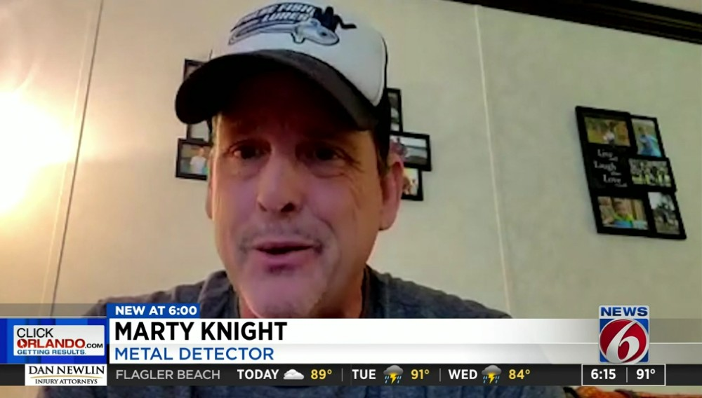 Marty Knight: Metal Detector