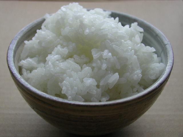 A bowl of rice. (Photo by Yamanaka Tamaki via Flickr/Creative Commons https://flic.kr/p/2Vq2)