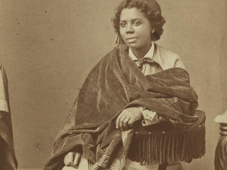 Portrait of Edmonia Lewis by Henry Rocher, National Portrait Gallery, Smithsonian Institution https://www.si.edu/object/edmonia-lewis:npg_NPG.94.95